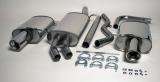 Simons Komplettanlage Audi A4 Turbo 01-   2*100