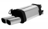 Remus Endschalldämpfer 2x92x78mm