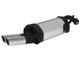 Remus Endschalldämpfer 2x74x65mm