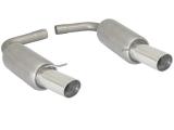 Ragazzon Duplex-Endschalldämpfer je 90 mm Sport Line