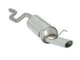 Ragazzon Endschalldämpfer 115x70 mm oval