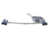 Eisenmann Endschalldämpfer 4 x 70mm