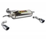 Supersprint Duplex Endschalldämpfer je 120mm