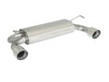 Ragazzon Duplex-Endschalldämpfer je 102 mm Sport Line