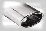 Inoxcar Endschalldämpfer 150x105mm