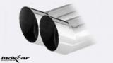 Inoxcar Endschalldämpfer 2xDTM