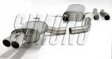 Simons Komplettanlage Audi A4/A5 1.8T/2.0T 2*80