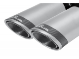 Remus Endschalldämpfer 2x84mm CarbonRace