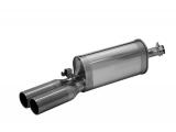Remus Endschalldämpfer 2x90mm Inox