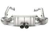 Akrapovic Slip-On Line (Titan)