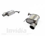 Invidia Q300 Endschalldämpfer Lexus IS250/IS220 2006-