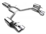 Eisenmann Mittel- und Duplex-Endschalldämpfer je 2x120x77mm