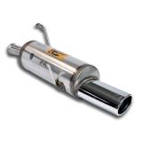 Supersprint Endschalldämpfer 120x80mm