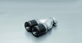 Remus Endrohr 2x84mm Street Race Black Chrome