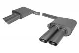 Remus Duplex-Endschalldämpfer 2x84mm Titanium2