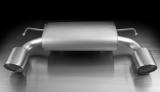Remus Duplex-Endschalldämpfer je 127mm schräg