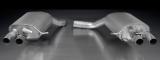 Remus Duplex-Endschalldämpfer (ohne Endrohre) mit Klappensystem