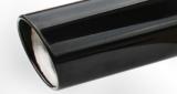 Inoxcar Duplex-Endschalldämpfer 80mm Black Chrome