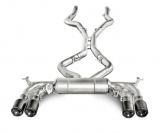 Akrapovic EVOLUTION-Line (Titan)