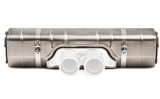 Akrapovic Slip-On Line (Titan) ohne Blenden
