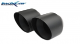 Inoxcar Duplex-Endschalldämpfer 2x102 Ceramic
