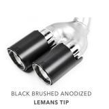 Eisenmann Duplex-Komplettanlage 4x Ø 90 mm LeMans black