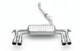 Eisenmann Duplex-Endschalldämpfer 4x Ø 90 mm