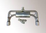 Magneti Marelli Duplex-Endschalldämpfer je 100mm